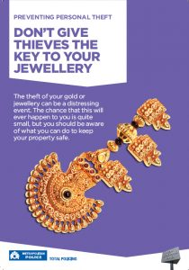 Preventing Personal Theft
